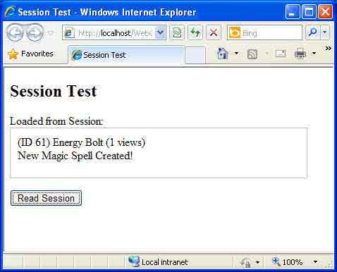 C# .NET Session State Web Farm Cloud Hosting